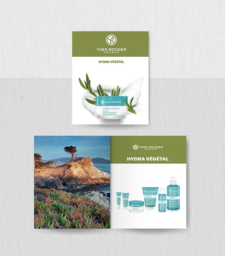 Yves Rocher - Katalog