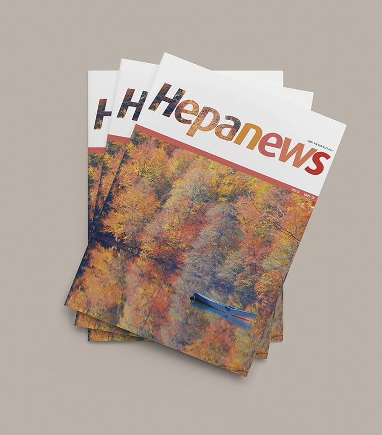 Hepanews Magazin