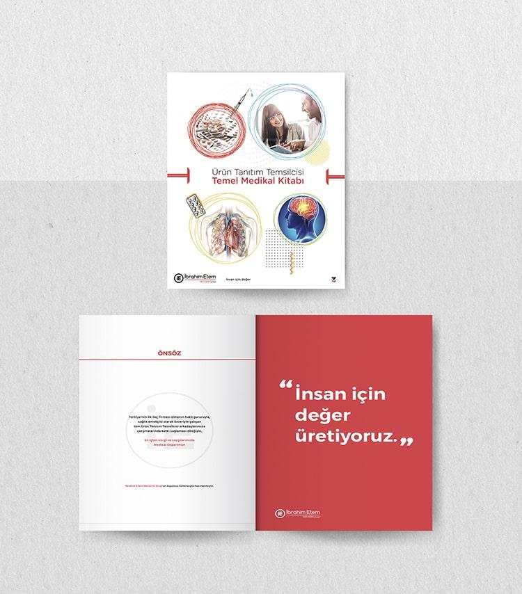 İbrahim Etem - Katalog